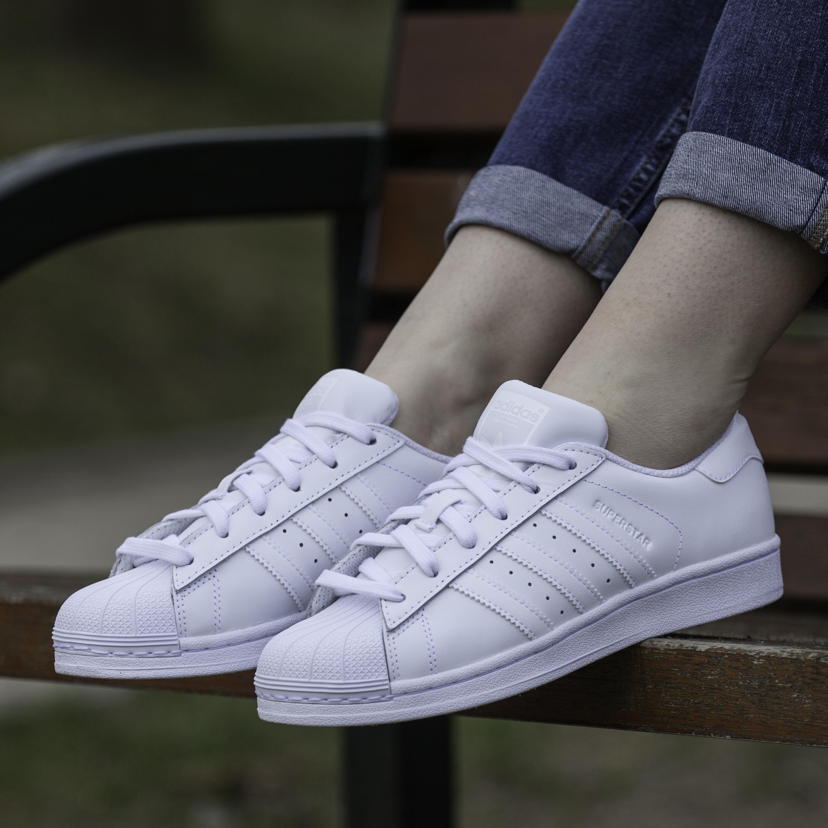 quality design 26bad dffa5 Adidas Superstar (White  Black) End